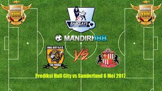 AGEN BOLA - Prediksi Hull City vs Sunderland 6 Mei 2017