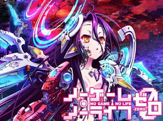 """New Promotional Video For """"No Game No Life: Zero"""""""