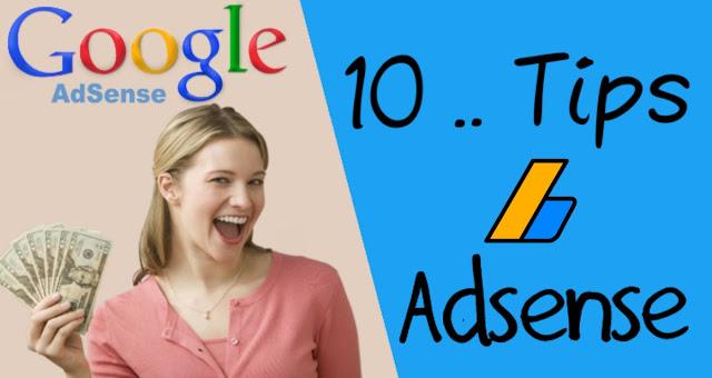 10 نصائح وحيل لذيادة ارباحك في جوجل ادسنس