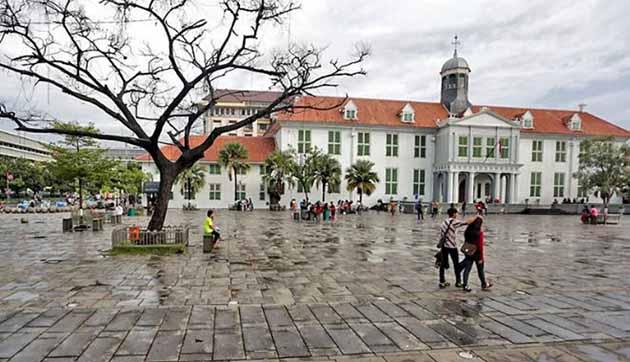 Wisata Sejarah Kota Tua jakarta, Peta Lokasi dan Harga Tiket Masuk