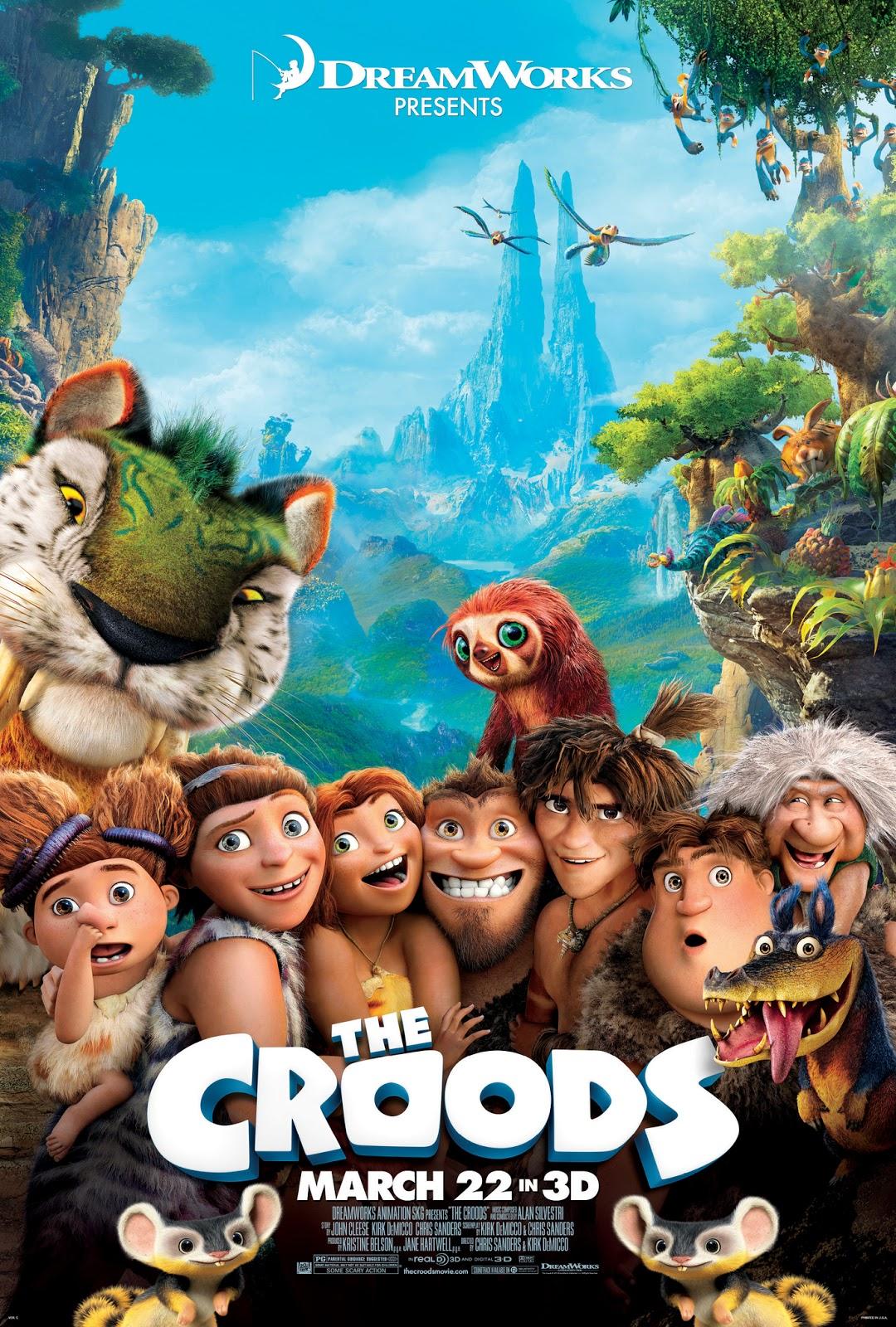 The Croods 2013 - Cuộc Phiêu Lưu Của Nhà Croods 2013 [hd]