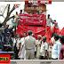 मुरलीगंज में जानकी एक्सप्रेस रोककर किया प्रदर्शन, रेल सुविधा बढ़ाने की मांग
