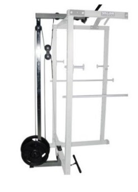 Best Pull Attachment for BD-11 Hard Power Rack