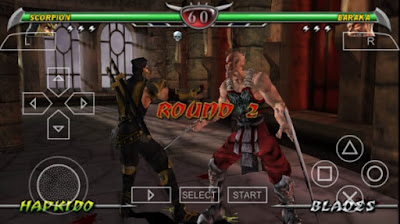 Mortal Kombat - Unchained PPSSPP Versi Terbaru Gratis Download For Android