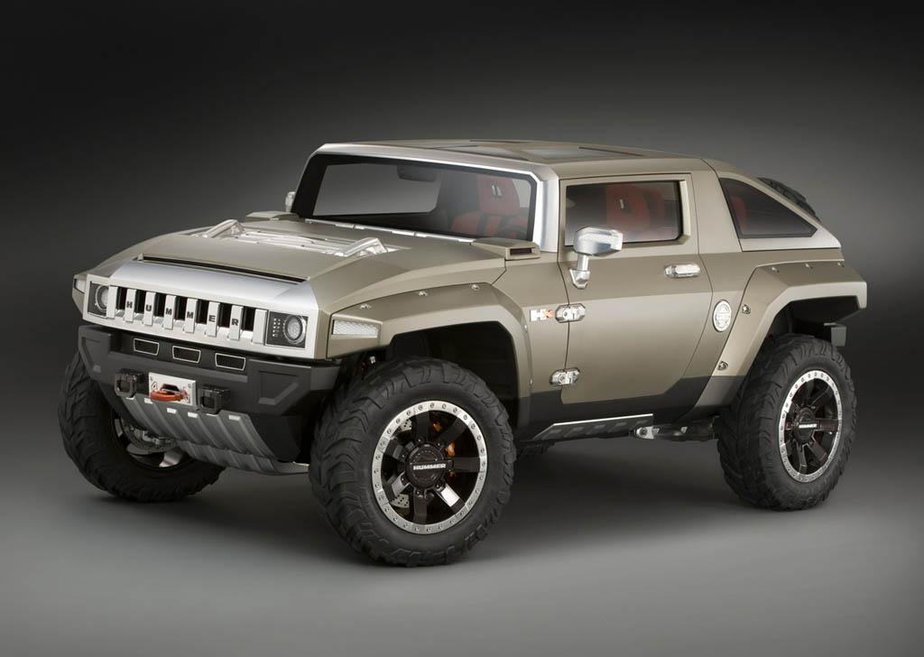 Carshighlight Hummer H4 2018
