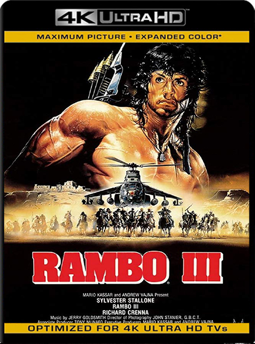 Rambo III (1988) 4K  2160p  Latino [GoogleDrive] MacacoupHD