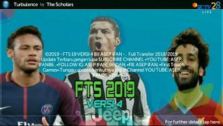 Game FTS 2019 Apk Mod Update Eropa,Gojek Liga 1 & Liga Putaran 2