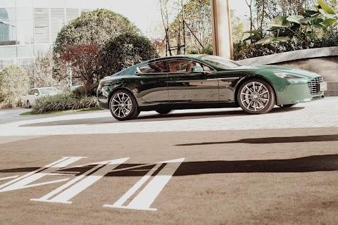 Aston Martin | Waldorf Astoria