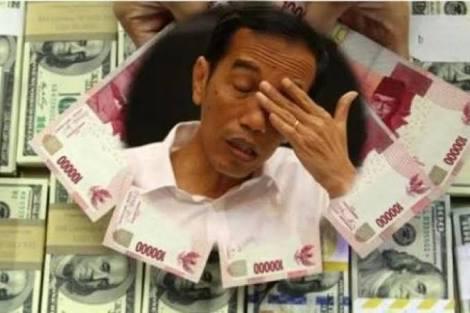 Jokowi, Ekonomi Defisit dan Rupiah Melempem
