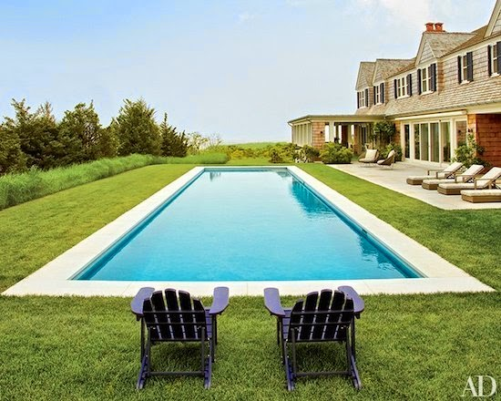 The zhush classic hamptons 39 style for Pool design hamptons