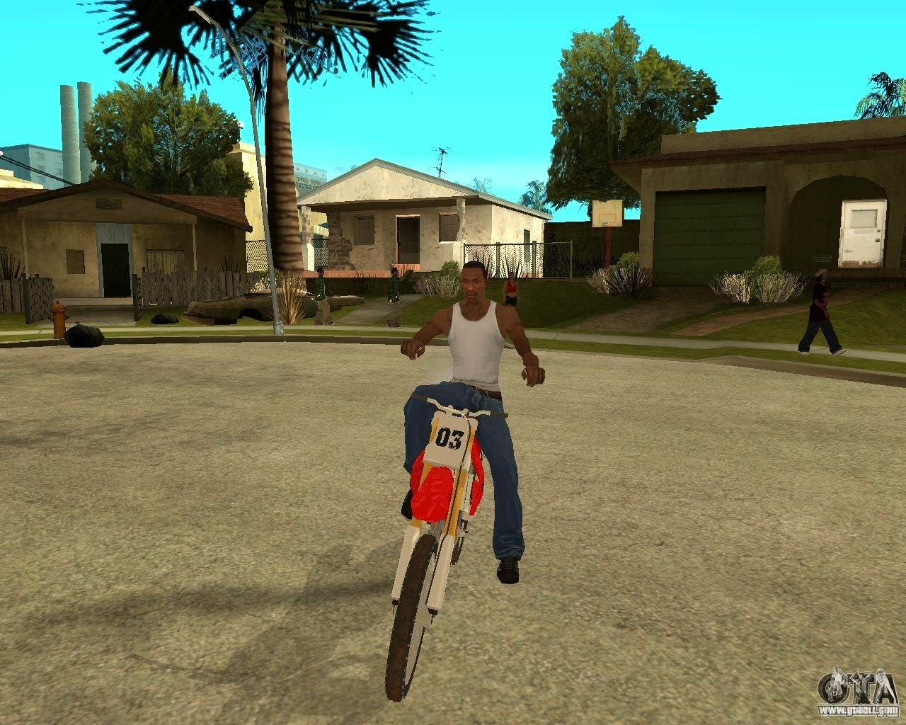 Gta san andreas + extreme edition 2011 | games best zone.