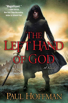 Retro Reviews: The Left Hand of God by Paul Hoffman
