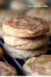 Perfect Snickerdoodles