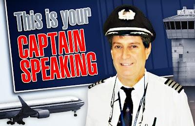 Contato imediato com um piloto de aeronave comercial
