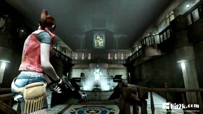 Resident Evil 2 PC Game Free Download