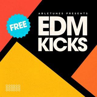 Free Abletunes EDM Kicks WAV 2017