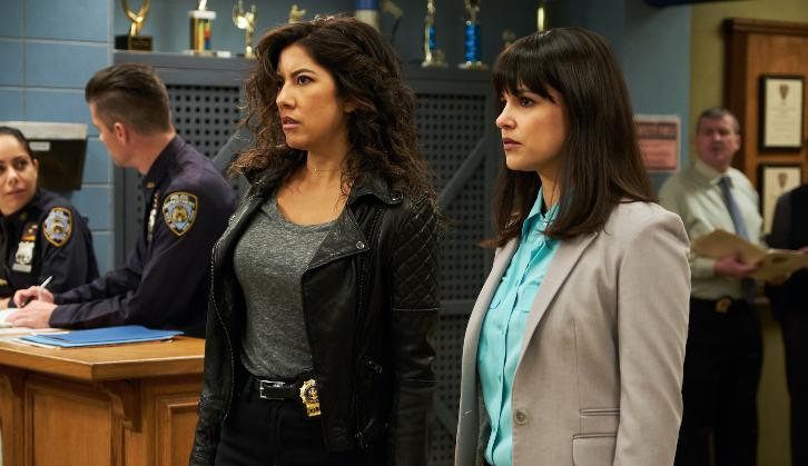 Brooklyn Nine-Nine - Episode 5.21 - White Whale - Promotional Photos + Press Release
