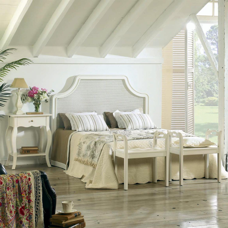 Muebles de dormitorio cabeceros para dormitorios romanticos - Muebles romanticos ...