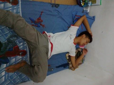 Tidur part 1 ( @ Kos Gebang Wetan )
