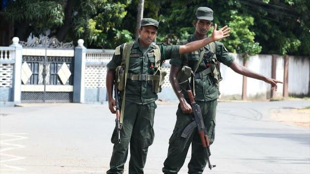 7 sospechosos son detenidos por vínculos con ataques de Sri Lanka