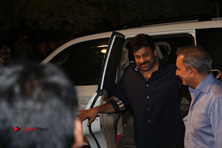 Chiranjeevi Stills at Gemini TV Puraskaralu Event  0032.JPG