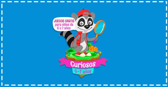Juegos didácticos para niños y niñas de 6 y 7 años