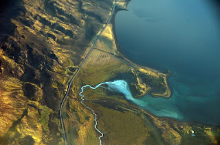 Arial View - Iceland