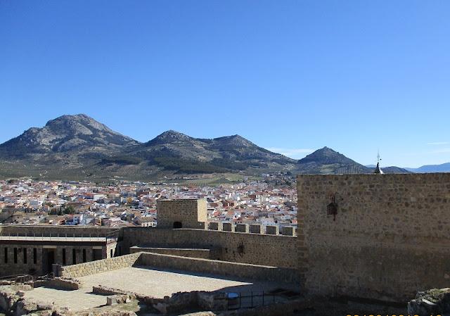 Torredonjimeno Castle