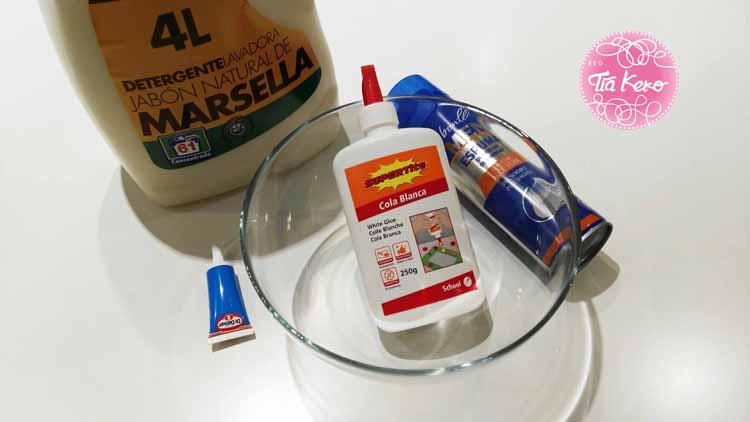Cómo Hacer Slime O Blandiblú Handbox