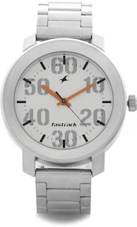 Fastrack 3121SM01 fastrack watches for mens below 2000