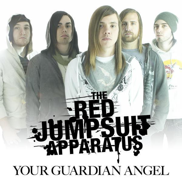 Golden Dust: Lirik Lagu You're My Guardian Angel - The Red