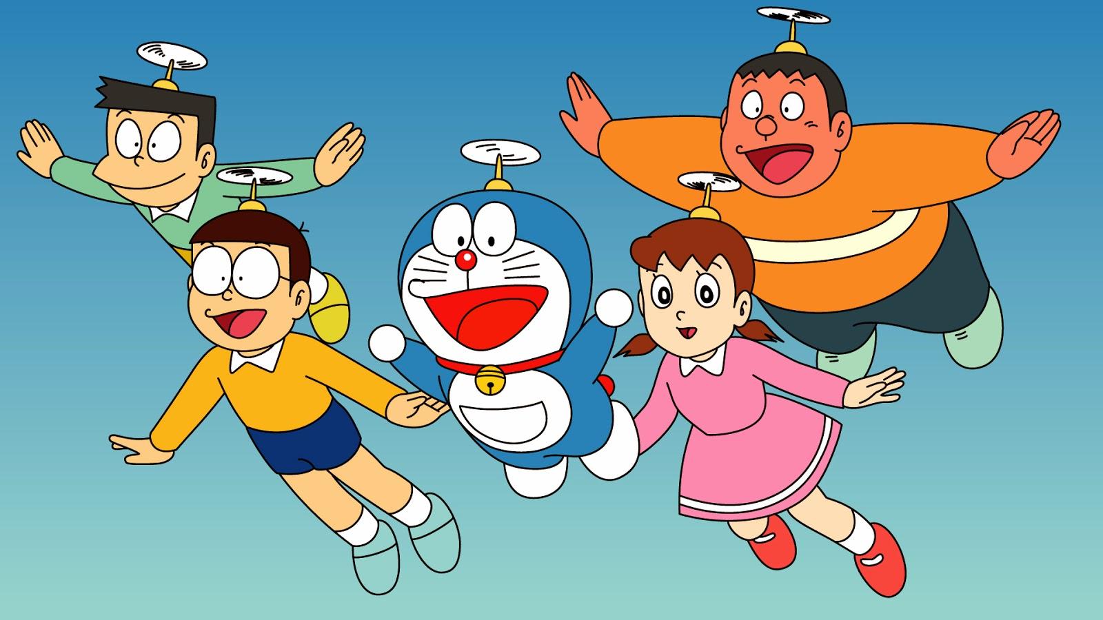 Kumpulan Gambar Doraemon | Gambar Lucu Terbaru Cartoon ...