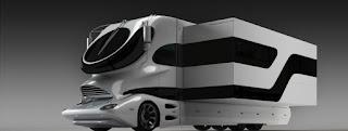 de meest luxueuze caravan