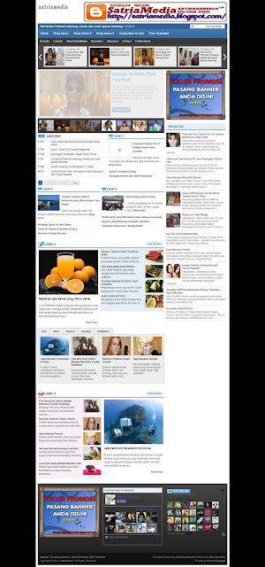 Beli Web Blog SatriaMedia