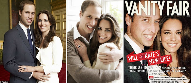 vanity fair cover, prince william