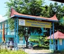 Info Pendaftaran Mahasiswa Baru ( umsb ) Universitas Muhammadiyah Sumatera Barat 2017-2018