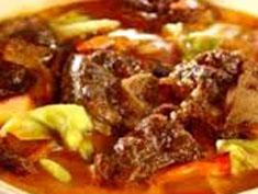 Resep masakan indonesia gulai daging sapi spesial (istimewa) praktis mudah sedap, gurih, enak, nikmat lezat