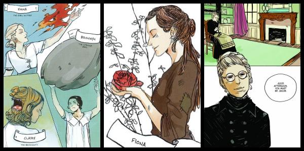 miss peregrine graphic novel pdf