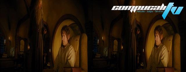 El Hobbit: un Viaje Inesperado 3D SBS Latino
