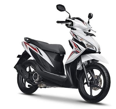 Motor Honda Vario 110 eSP