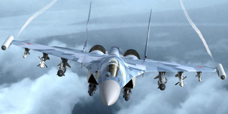 Angkatan Udara Rusia Akan Menerima Su-35 Terbaru