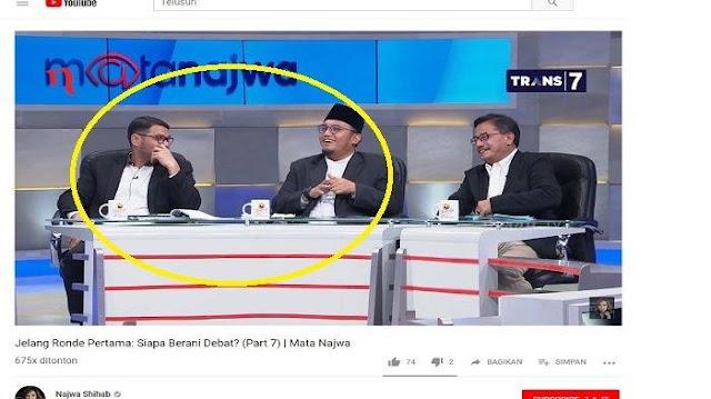 Percakapan BPN Prabowo Subianto yang Tak Sengaja Terdengar saat Aria Bima Banggakan Jokowi