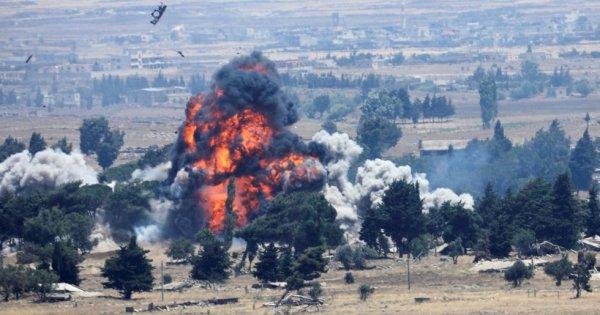 Συρία: Μαχητικά αεροσκάφη «ισοπεδώνουν» την Ιντλίμπ - Άμαχοι νεκροί από τους βομβαρδισμούς