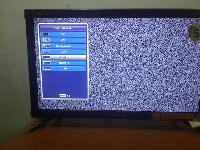 Tutorial Menghubungkan Laptop ke TV LED/LCD dengan Kabel HDMI 6
