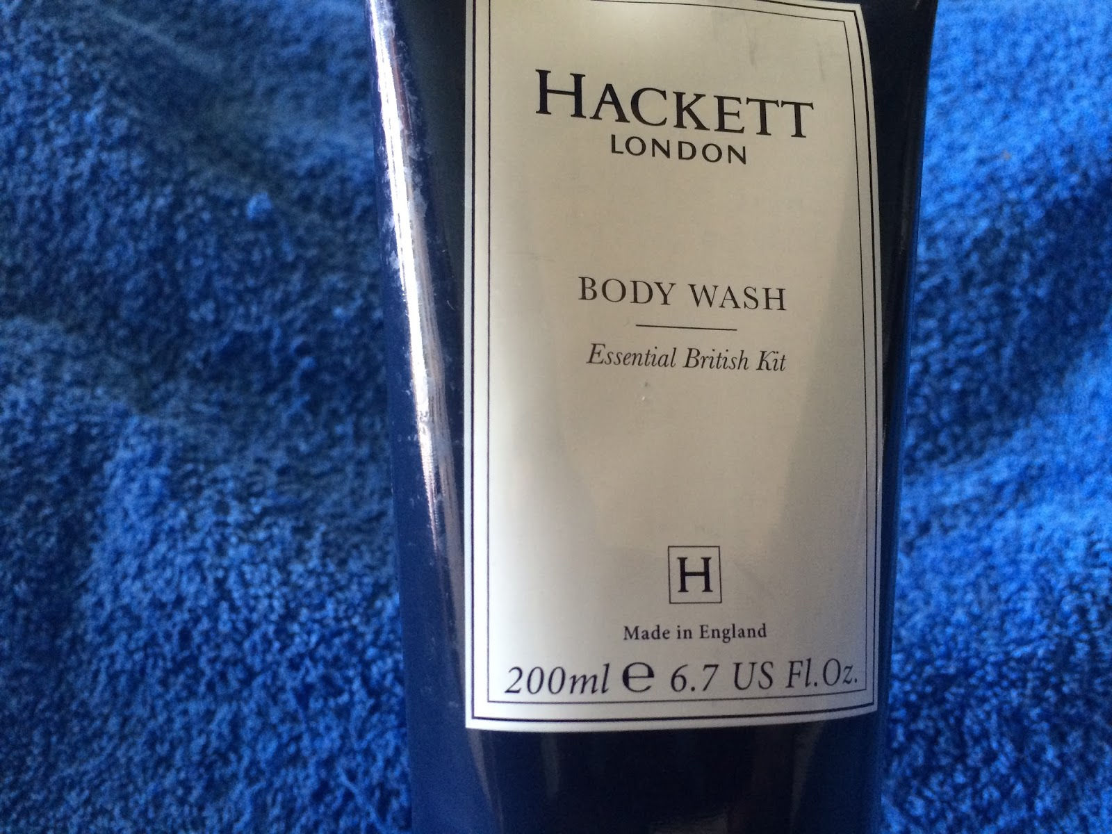 Hackett London Body Wash