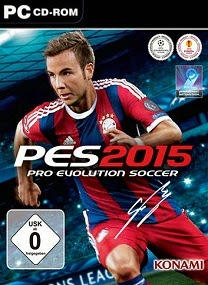 Pro Evolution Soccer 2015-RELOADED