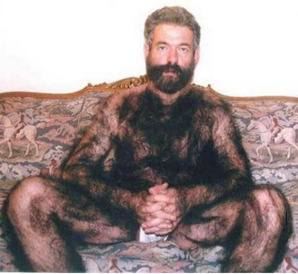 Hairy People Photos 40