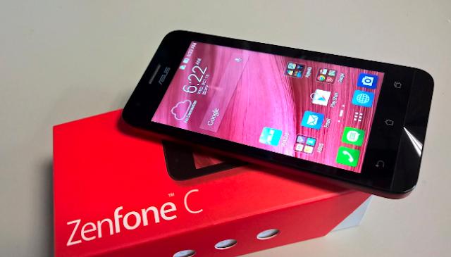 Cara Flash Asuz Zenfone C Z007 Memakai Via Adb