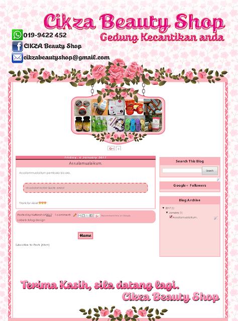 Blog Design 63