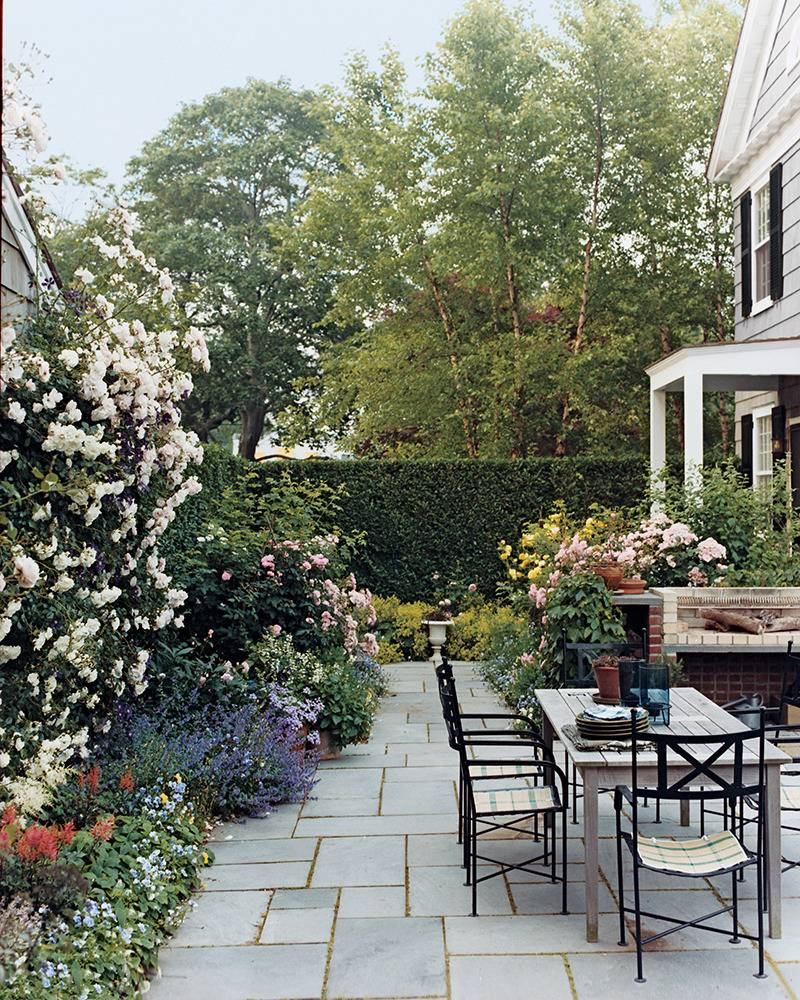 Beautiful Outdoor Spaces For Every Style Ikea Living